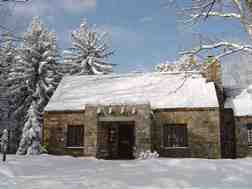 Photo of Lodge in Winter